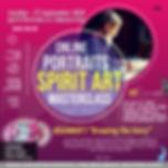 LEVEL 3 - SPIRIT ART Masterclass 13 Sep