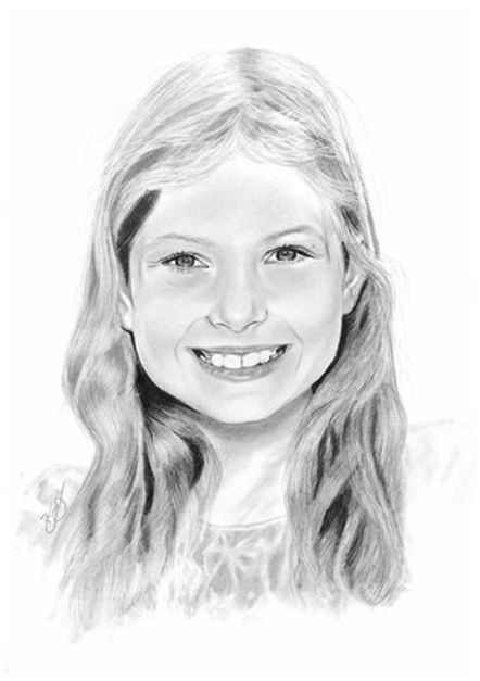 Graphite Girl Portraits AMBond