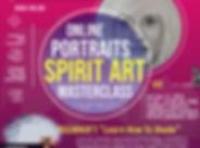 LEVEL 2 - SPIRIT ART Masterclass 13 Sep