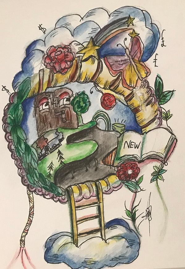 Psychic Auragraphs Psychic Art Online