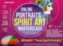 LEVEL 5 - SPIRIT ART Masterclass 18 Oct