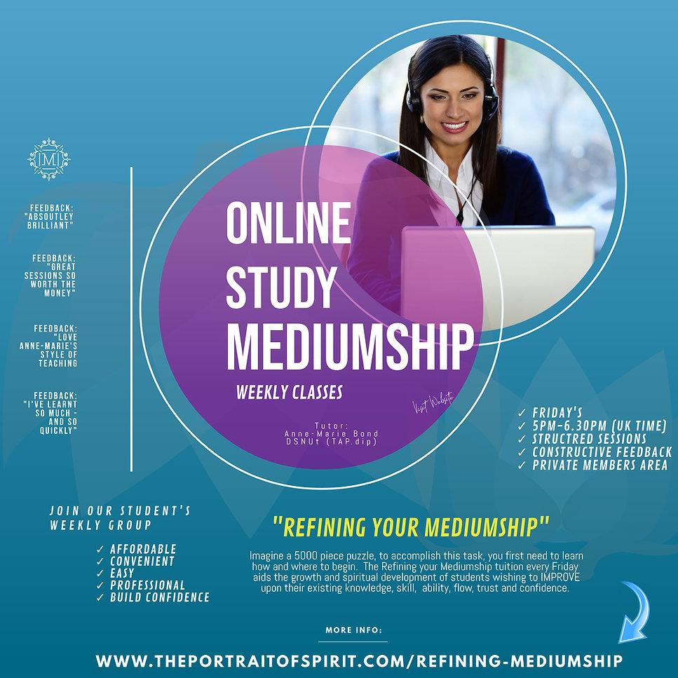 Refining Your Mediumship IG Coloured v2.