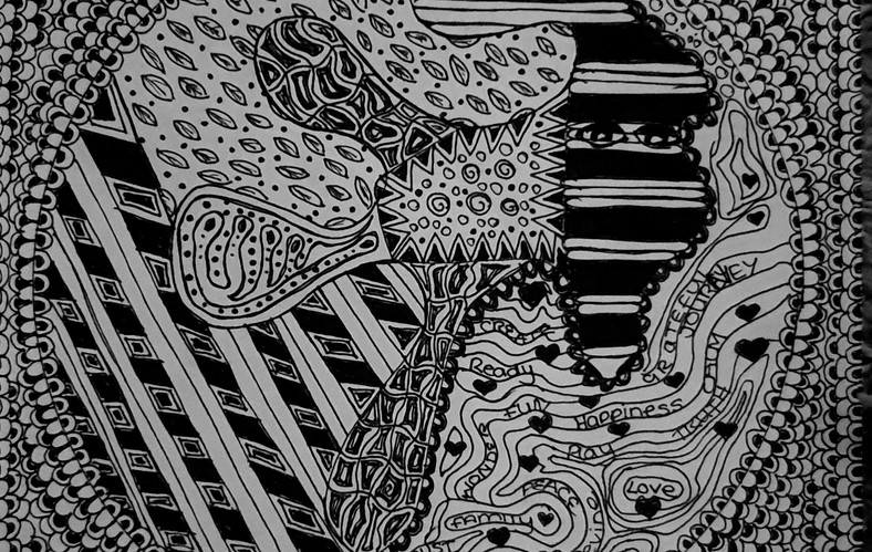 LEARN HOW TO ZENDOODLE Workshop (Laura W)