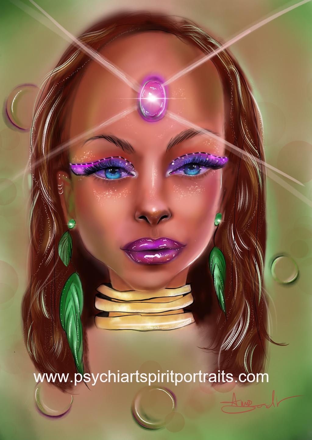 spirit guide avatar