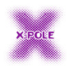 X-pole with x pantone purple 1080x1080px