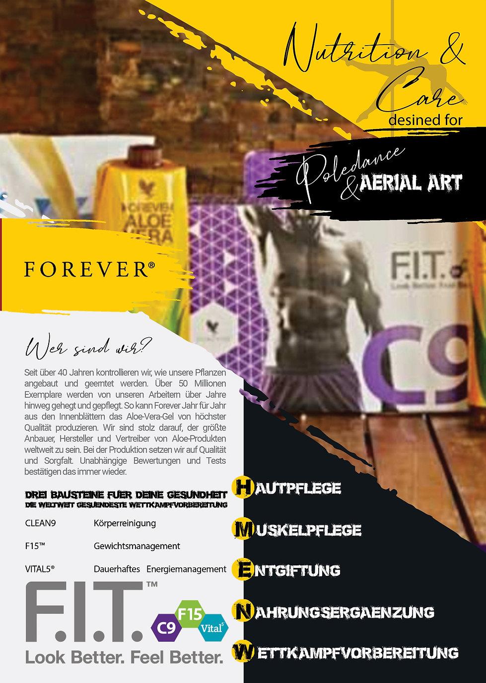 Poledance Flyer Forever vorne (online).j