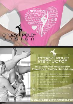 Crazy Pole Instructor & Crazy Pole Design