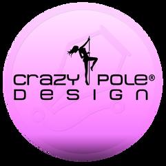 Logo Crazy Pole Design