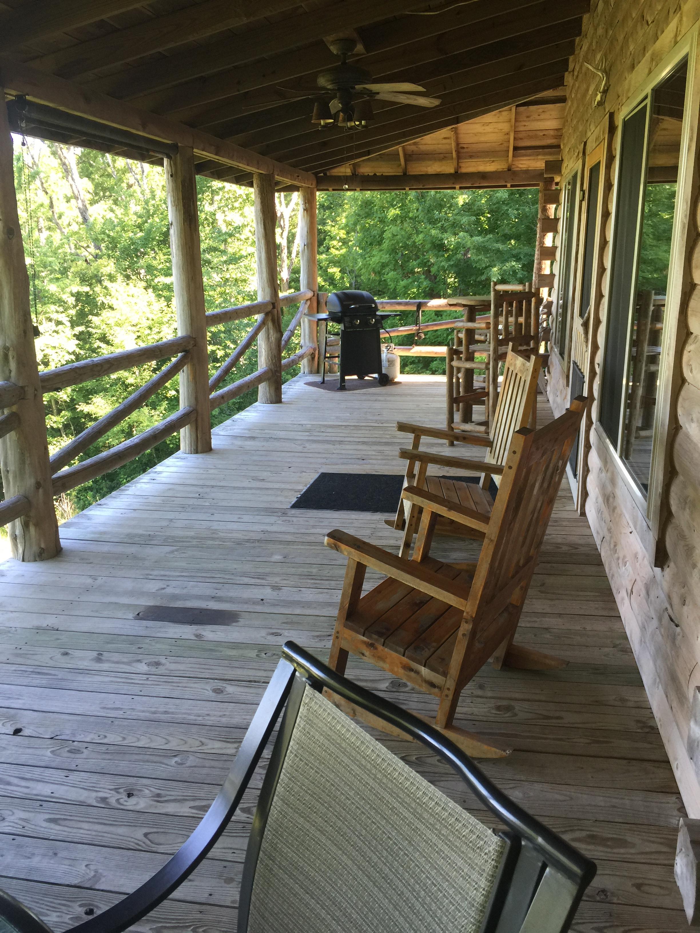 Wrap Around Porch