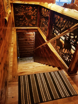 Stairs artwork