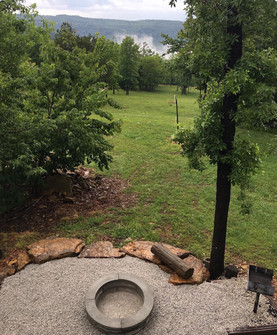 Dogwood Cabin view