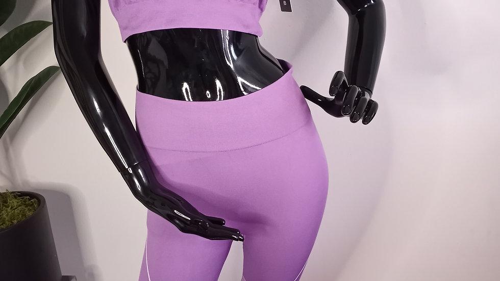 Athletic leggings set