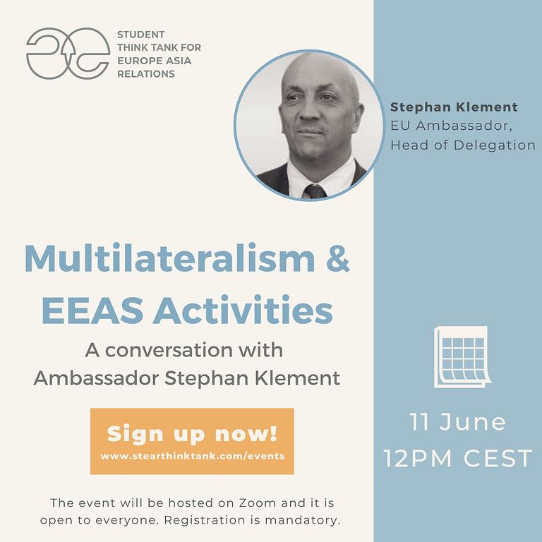 Multilateralism and EEAS Activities