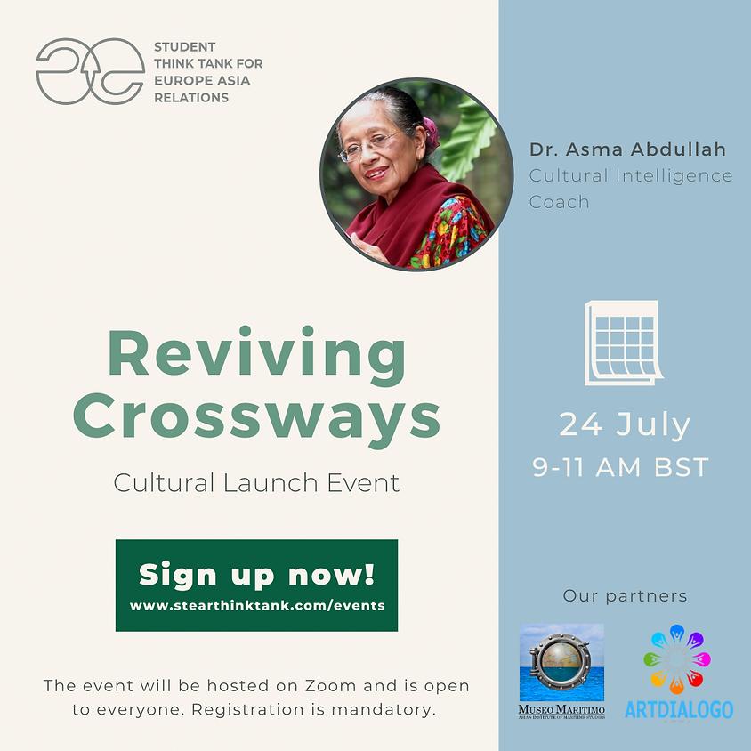 Cultural Launch Event - Reviving Crossways