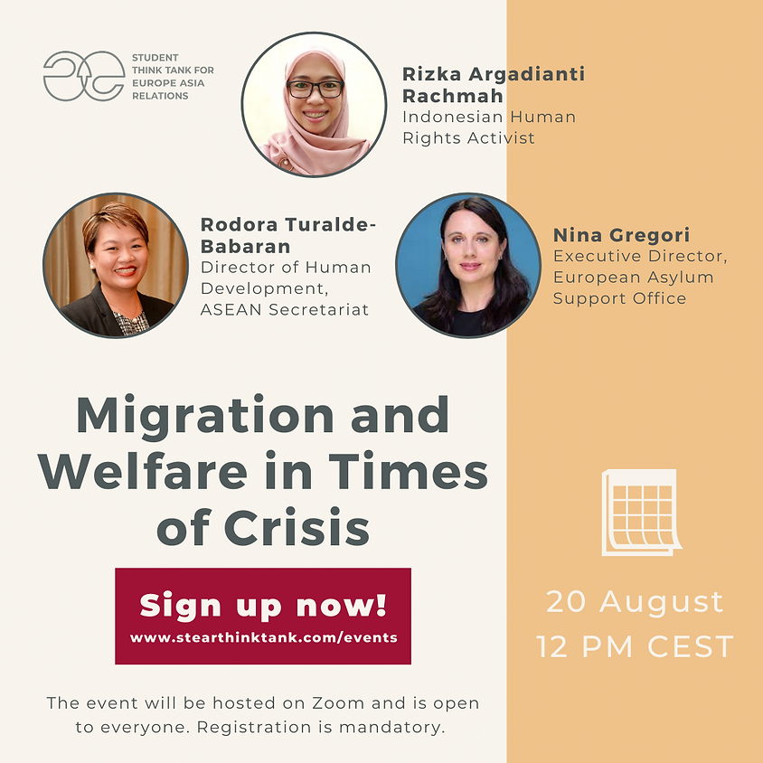 Migration and Welfare in Times of Crisis