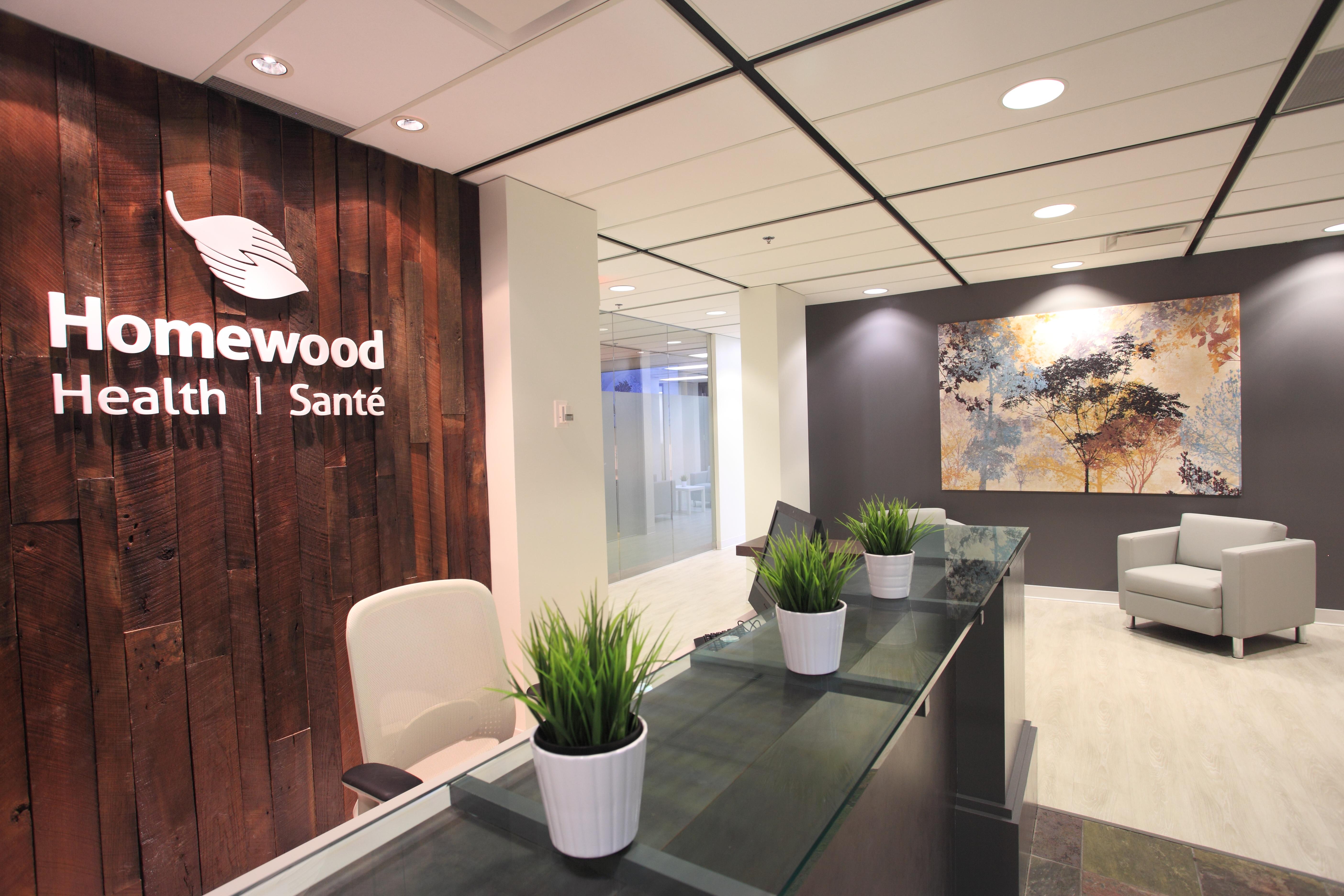 Homewood Health Clinics