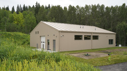 Glencoe Turf Care Building