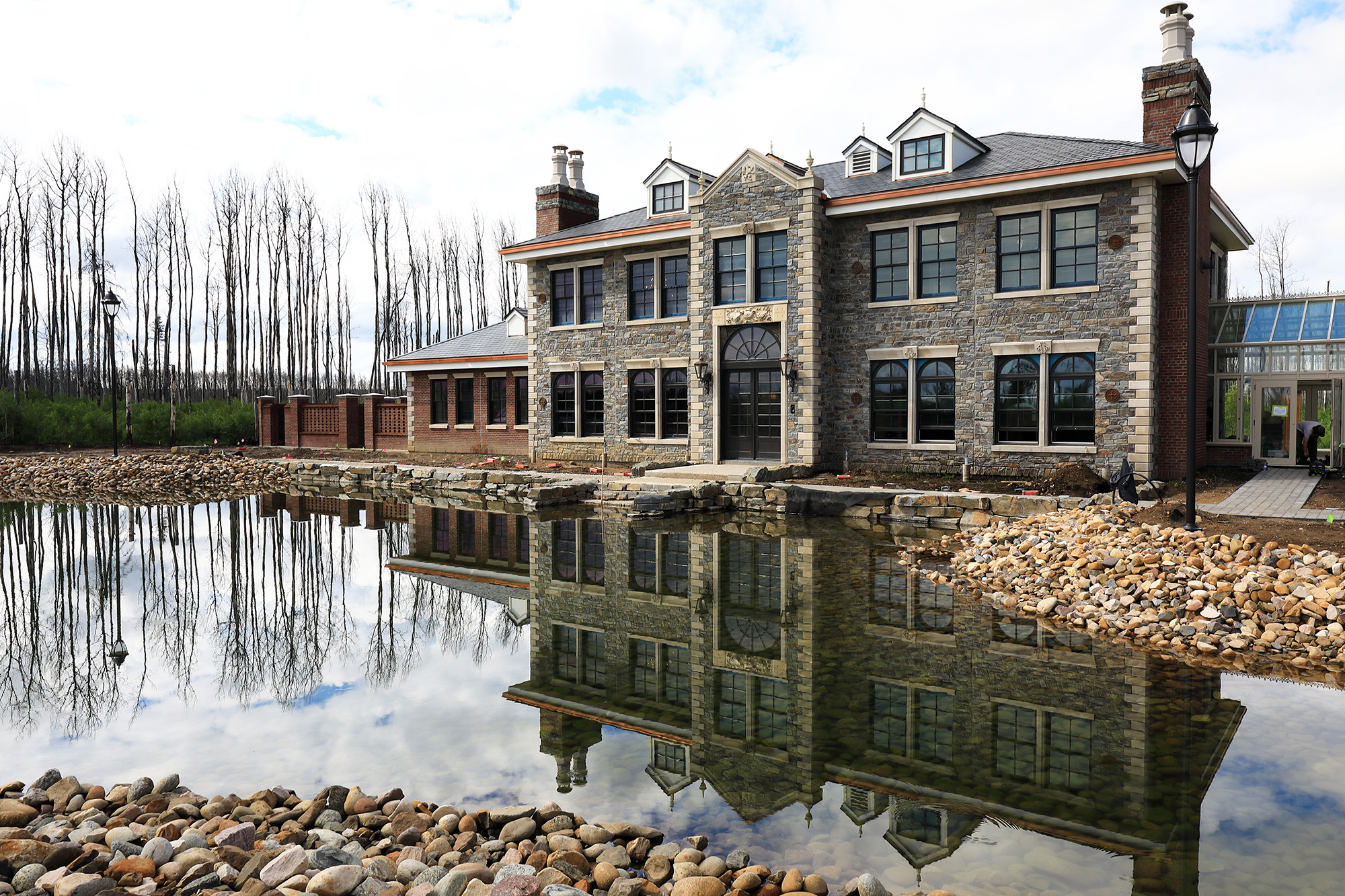 Saprae Creek Estate Home