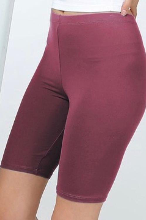 Biker Shorts Plus