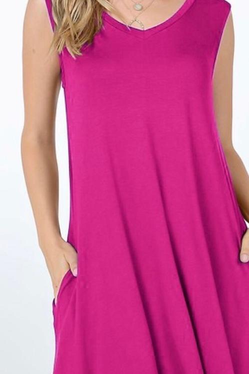 Just a Dress w/Pockets