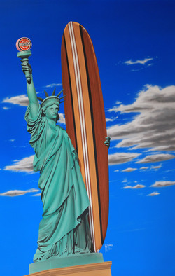 SURF IN AMERICA