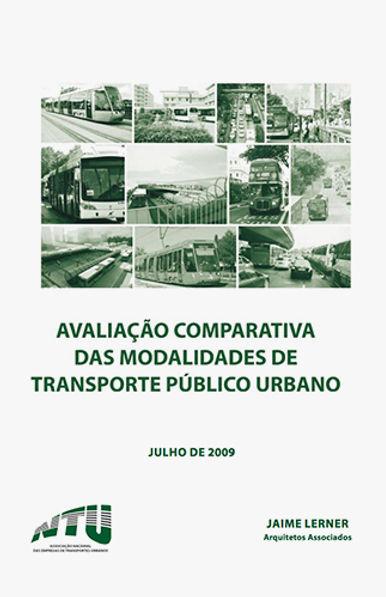 Avaliação Comparativa dos Modais de Transporte Público Urbano