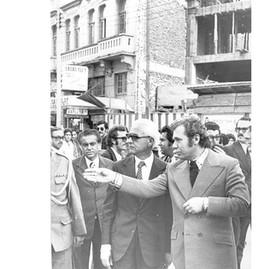 Jaime Lerner Prefeito durante os anos 70