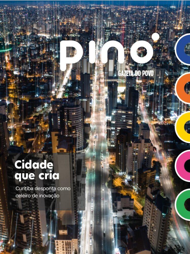 Primeira edição da Revista Pinó