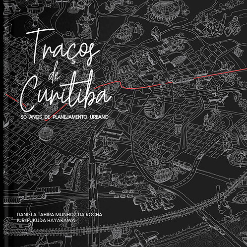 Livro Traços de Curitiba