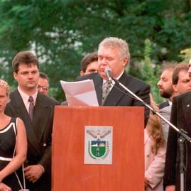 Jaime Lerner State Governor 1995