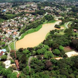 Vista Aérea do Parque São Lourenço