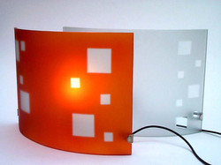 Lámpara CURVA