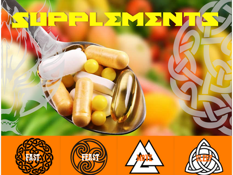 5 Essential Supplements you need to be taking if you want to get strong and stay healthy...