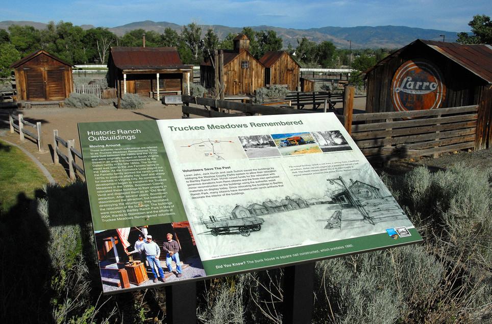 Truckee Meadows Remembered at Bartley Ranch (circa 2017)