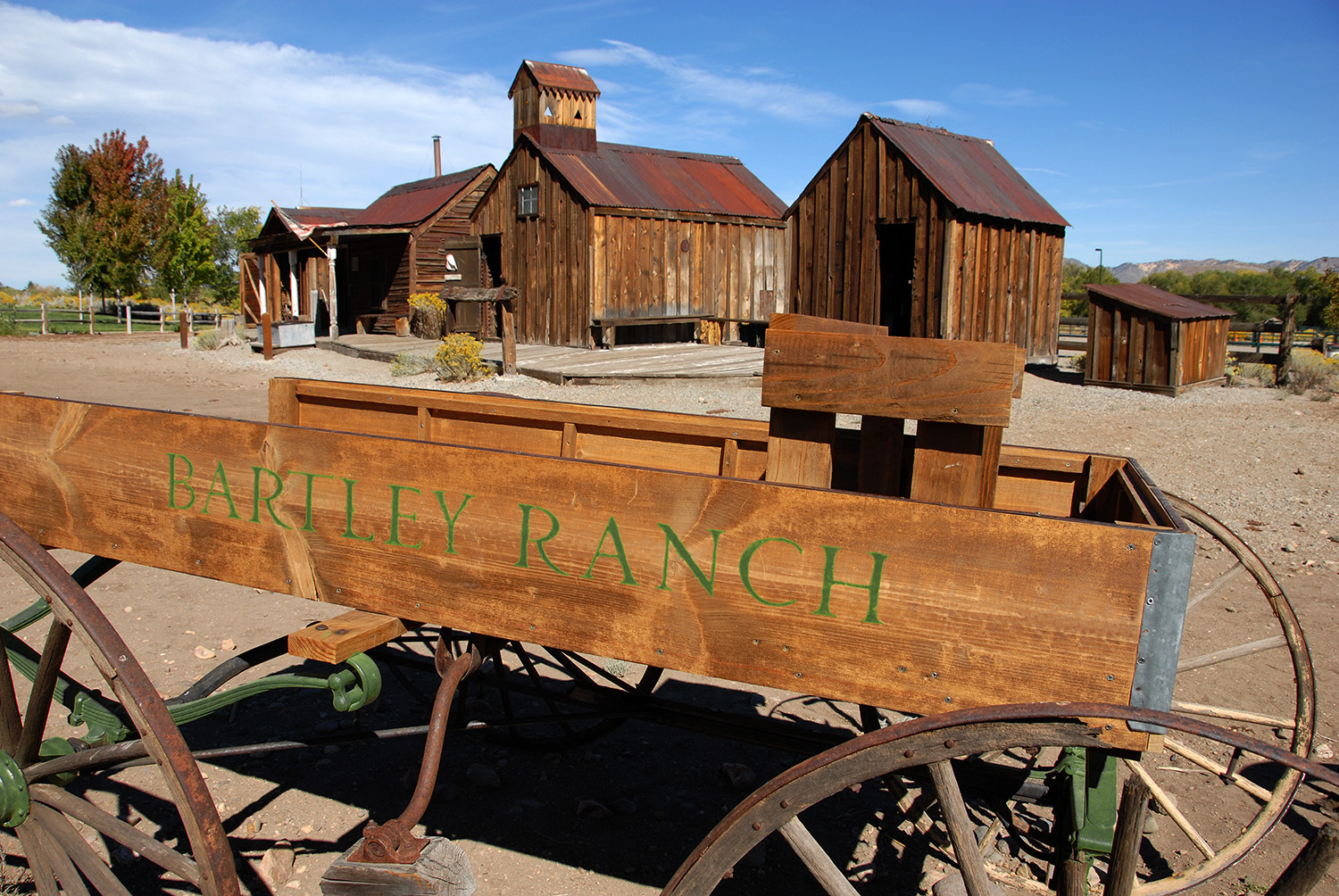 Truckee Meadows Remembered at Bartley Ranch by Jack