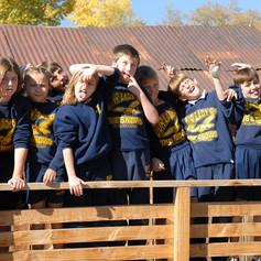 Snows 4th grade tour