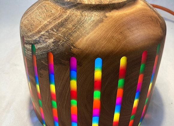 21120  Mahogany  Light Pendant