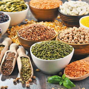 Why Legumes Are Your Best Friend