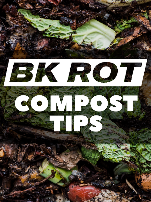 Digital Thank You & Compost Tips