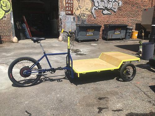 RAFFLE: E-Trike Demo Ride