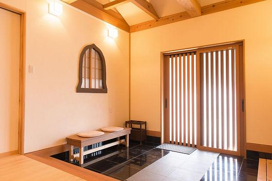 醍醐寺 庫裡玄関