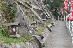 山道脇の弘法様