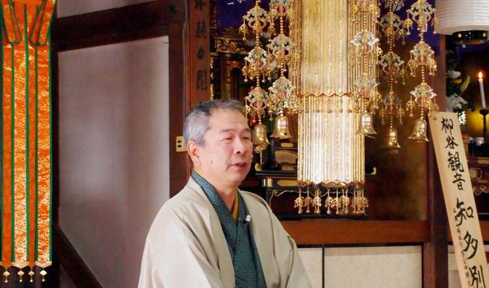 称名寺 柳谷観音月例法要12 1月特別企画落語