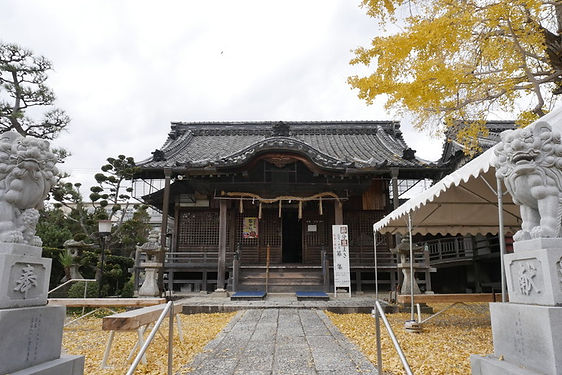 大福田寺 聖天堂