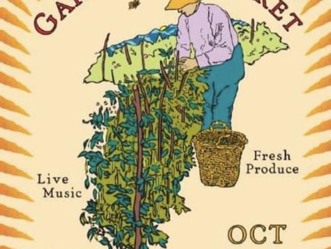Visit us at Cache Valley Gardner's Market