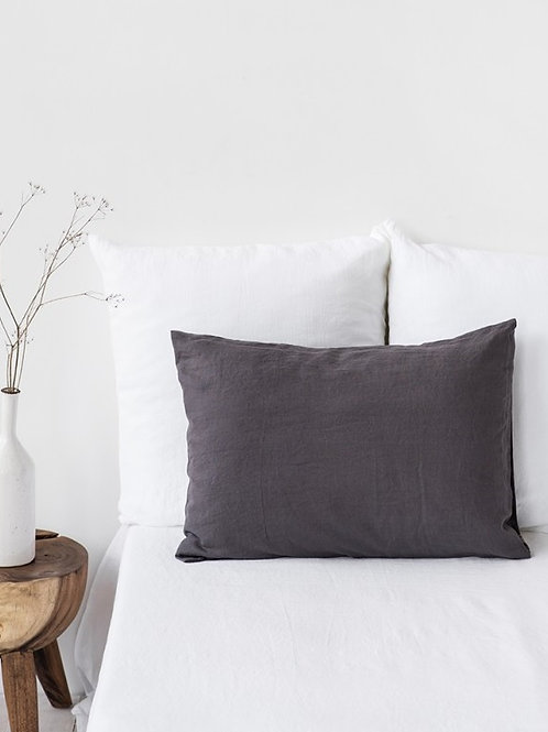 lina spilvendrāna Charcoal gray