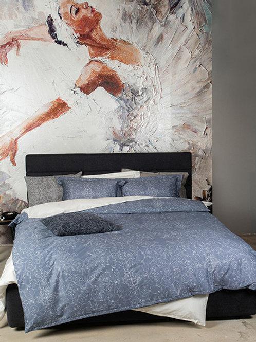 satīna gultas veļa Versailles Haze
