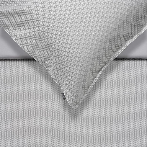 žakarda gultas veļa Premium cool grey