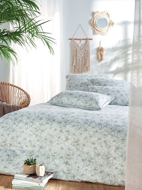 satīna gultas veļa | Lanee