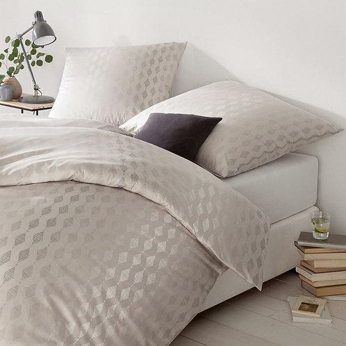 kokvilnas gultas veļa Vitus sand